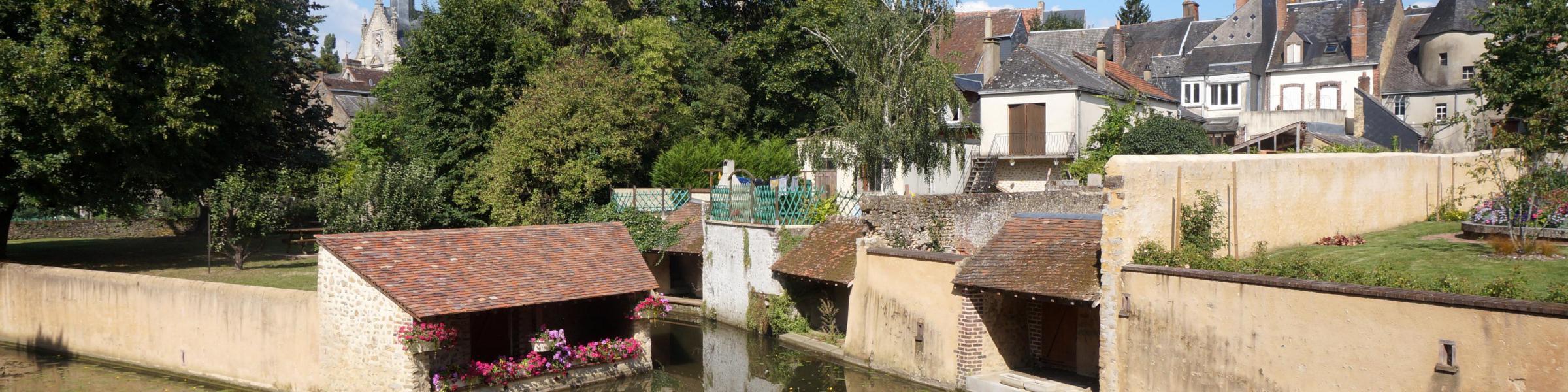 Le charme d'une Petite Cité de Caractère - Pour une vie tranquille et paisible -
